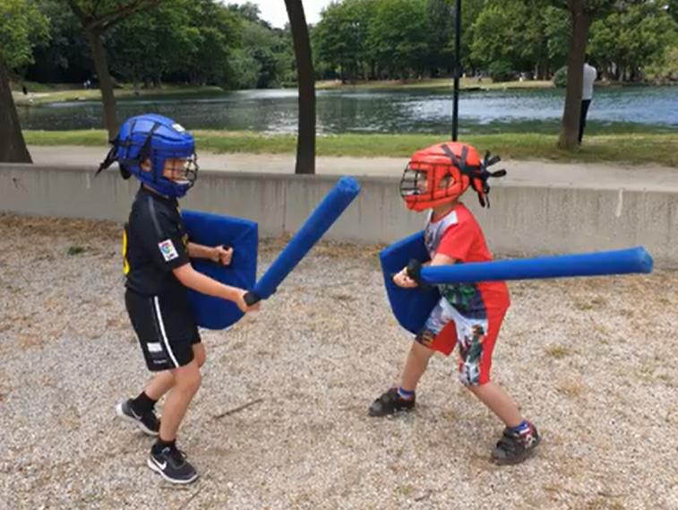 Modern Sword Fighting