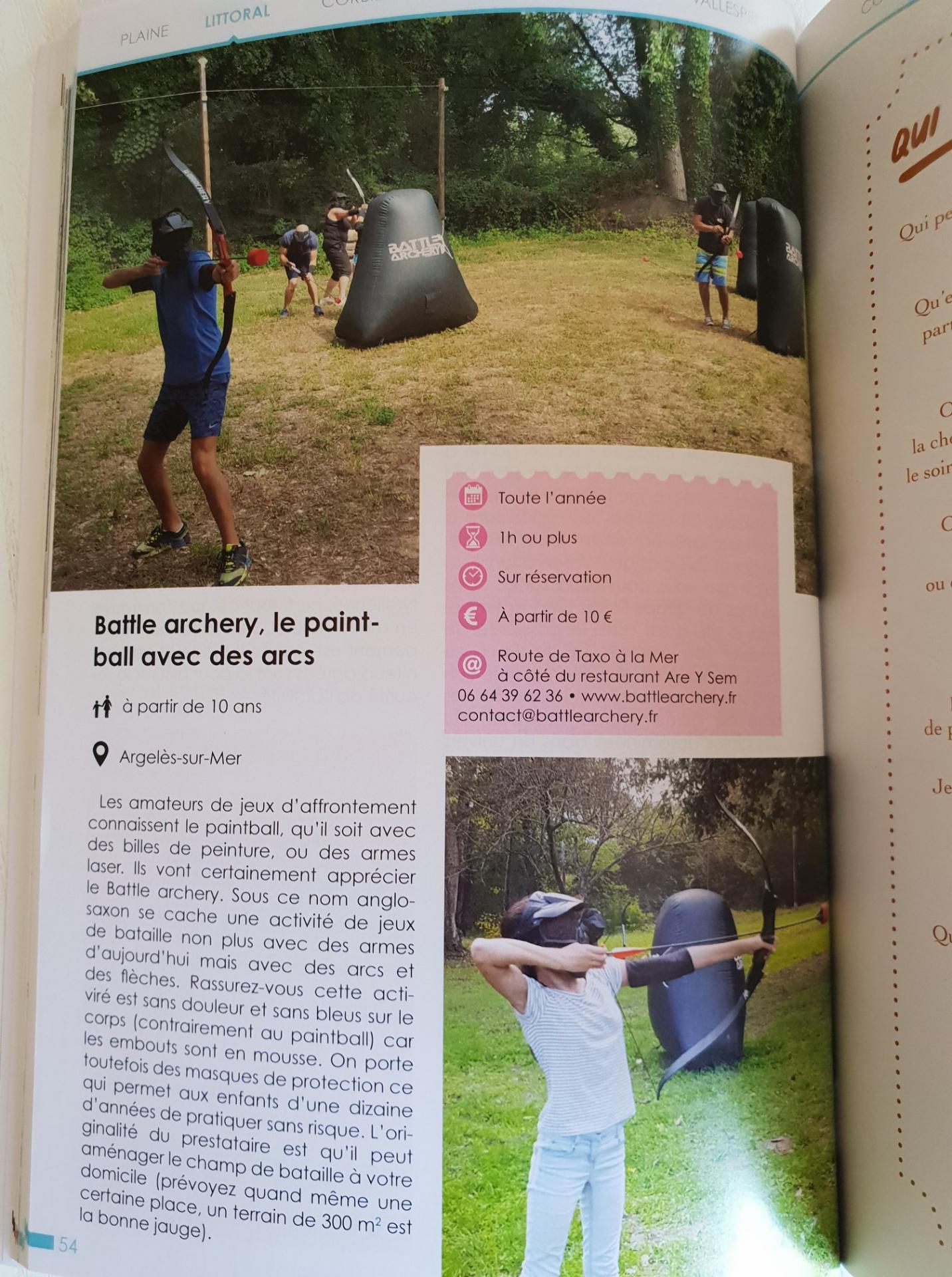 Battle Archery Guide Marmouset